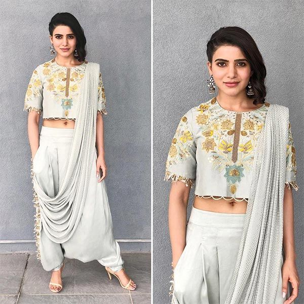 Samantha Akkineni is celebrating her 30th birthday today