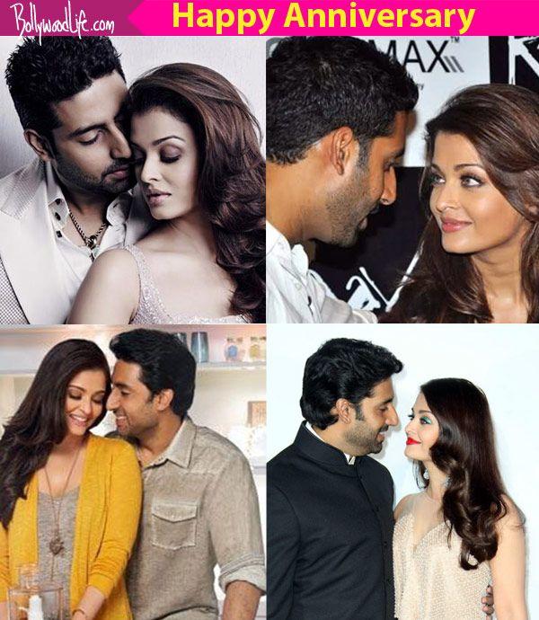 Abhishek Bachchan-Aishwarya Rai celebrate 11 years of wedded bliss