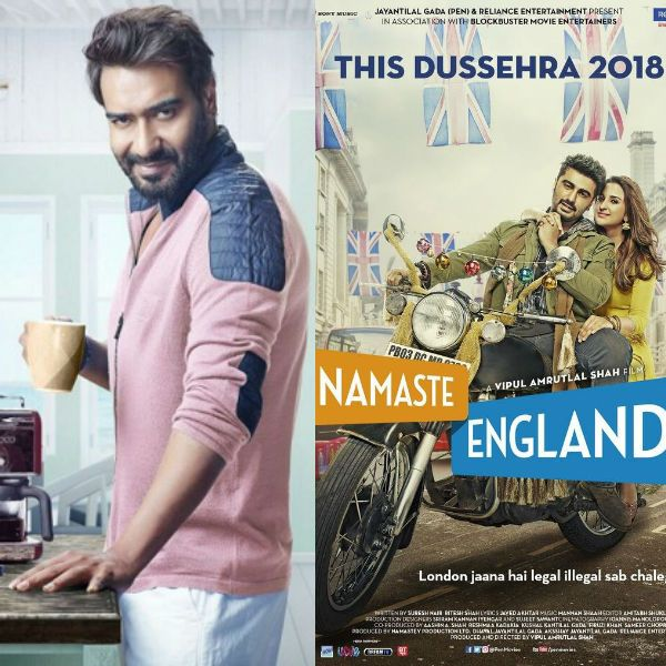 Arjun Kapoor, Parineeti Chopra-starrer Namaste England preponed to October 19