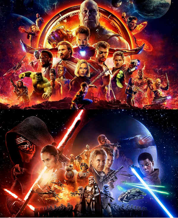 avengers infinity war box office collection day 3 the marvel movie crushes stars wars the - Stars War
