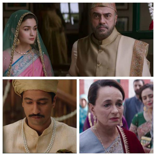 Dilbaro Harshdeep Kaur Vibha Saraf Shankar Mahadevan: Raazi Song Dilbaro: Alia Bhatt's Spy Bride Crossing The