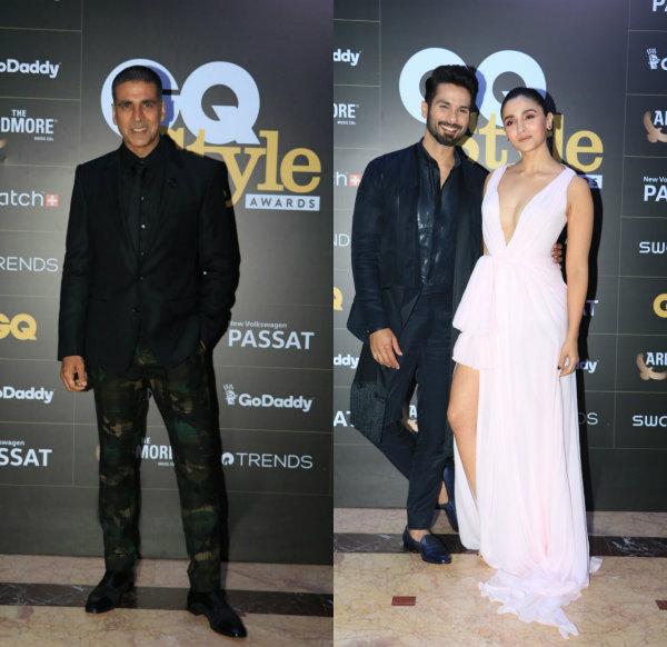 gq style awards 2018 full winners list akshay kumar alia