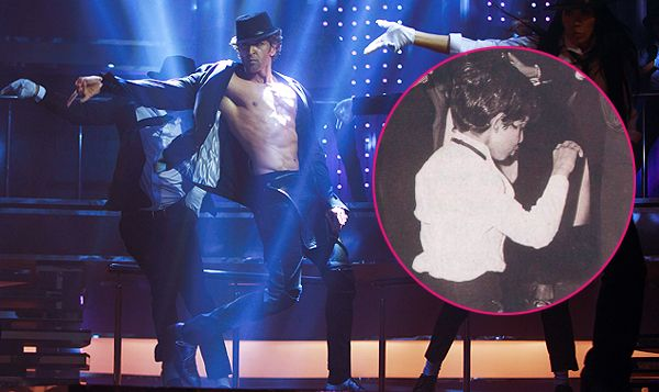 Hrithik Roshan, Then 8, Danced To Michael Jackson's Thriller. Seen Pic Yet?