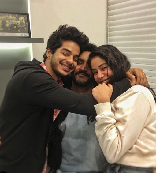 Janhvi Kapoor, Ishaan Khatter wrap up shoot of Sairat's Hindi remake Dhadak