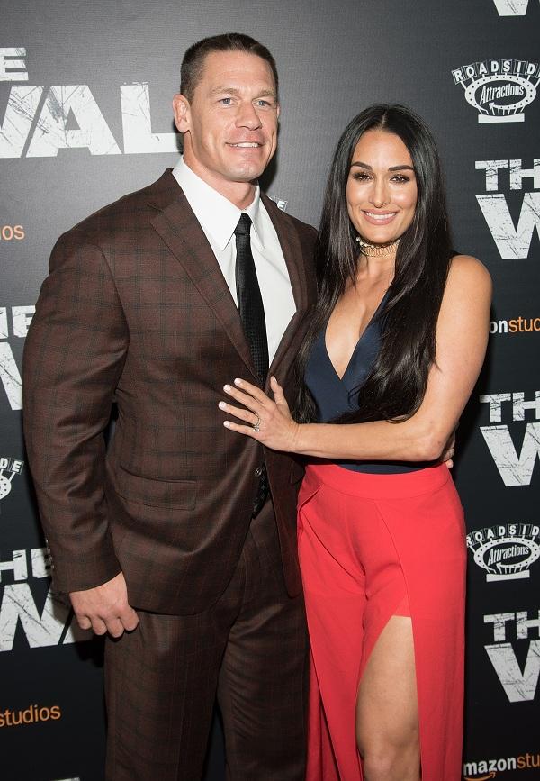 John Cena Girlfriend Naked