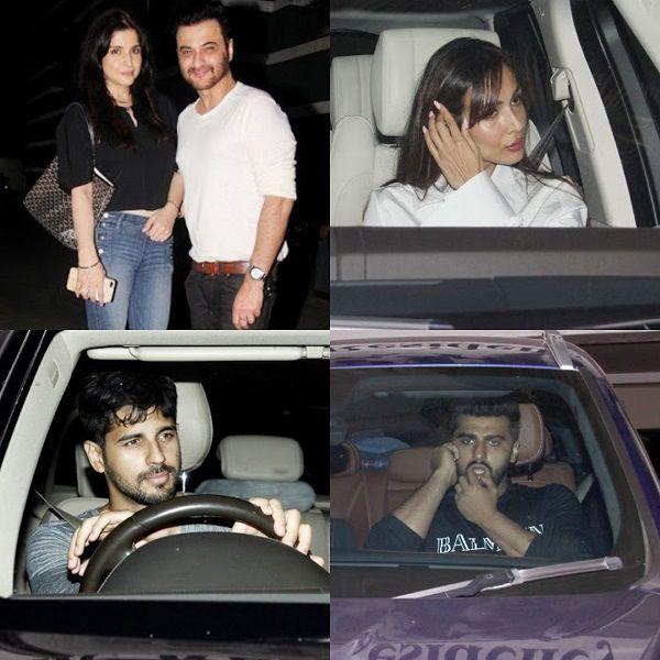 Maheep Kapoor lavish birthday party: Karan, Arjun, Malaika, Sidharth have great fun