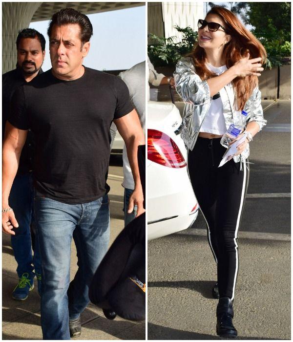 Salman Khan reaches Sonamarg for Race 3 shoot