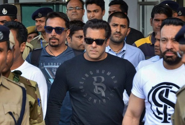 Court cancels Salman Khan's bailable warrant