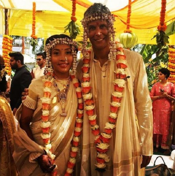[FIRST PICS] Milind Soman and Ankita Konwar are now married!