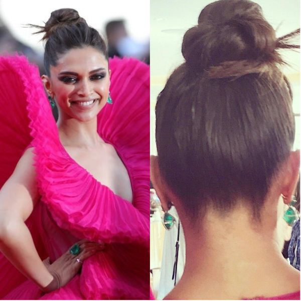 Its very much there! Deepika Padukones pics flaunting