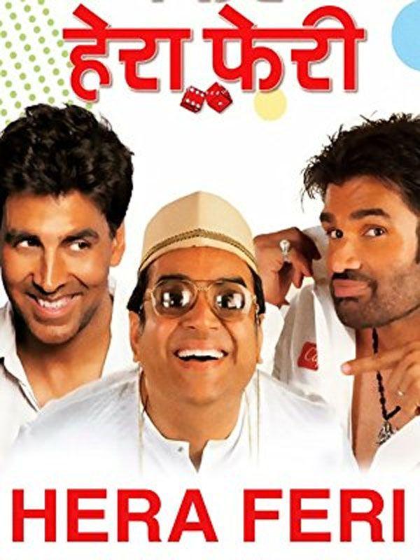 It is confirmed now Indra Kumar will direct Hera Pheri 3 starring Akshay Kumar Sunil Shetty and Paresh Rawal