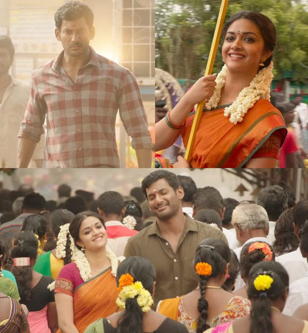 Avatar 2 Preview: Sandakozhi 2 Trailer: Vishal's Massy Avatar Promises A