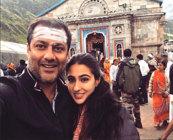 Sara Ali Khan signed Simmba before completing Kedarnath, director Abhishek Kapoor drags her to court