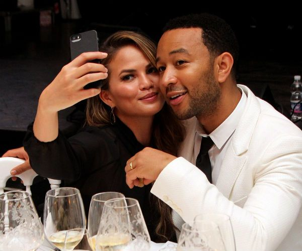 Chrissy Teigen and John Legend have welcomed a baby boy