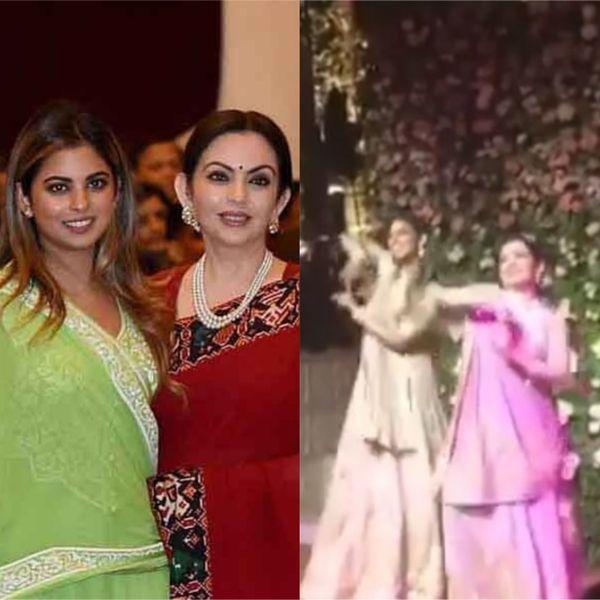 Ambanis Twist Bash To Celebrate Daughter Isha's Engagement. Watch Photos