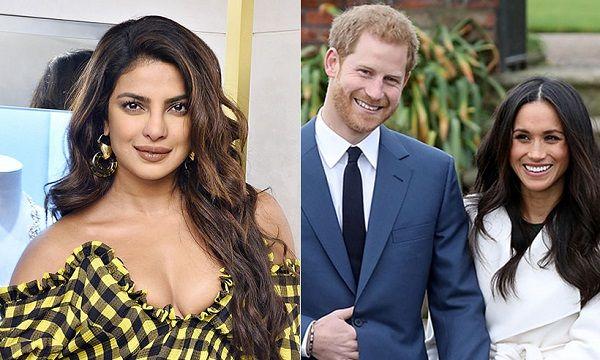 Priyanka Chopra Ist Nicht Meghan Markle Ist Brautjungfer Bei Der