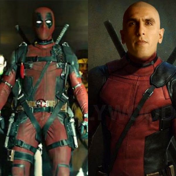 Ranveer Singh dubs for Ryan Reynolds' Deadpool 2's Hindi version