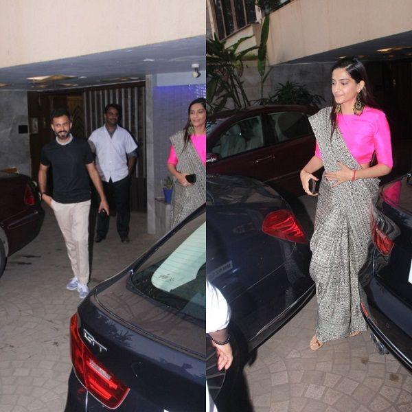 Sonam Kapoor's fiancé Anand Ahuja arrives in Mumbai
