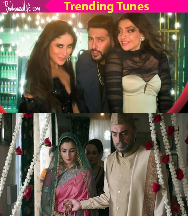 Dilbaro Harshdeep Kaur Vibha Saraf Shankar Mahadevan: Trending Tunes: Kareena Kapoor's Tareefan And Alia Bhatt's
