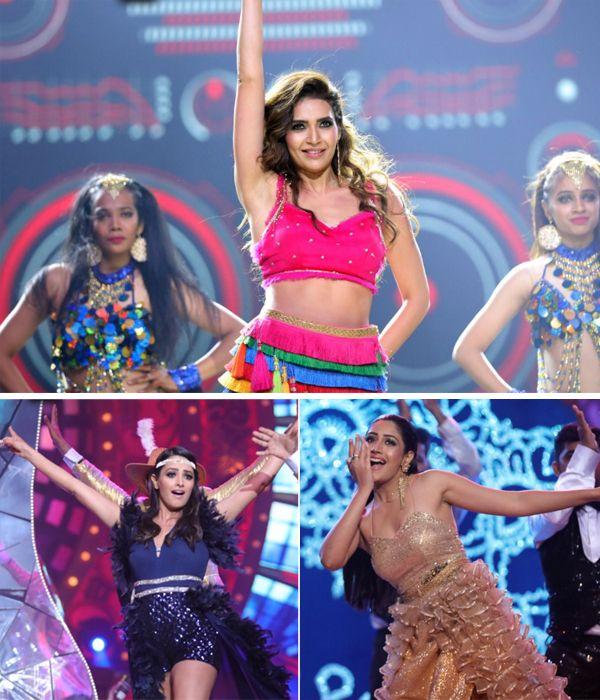 Karishma Tanna, Surbhi Chandna, Divyanka Tripathi and Anita Hassanandani's fabulous performance is the key element of gold award 2018