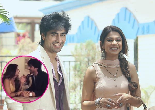 WATCH VIDEO Here's how Harshad Chopda and Jennifer ...