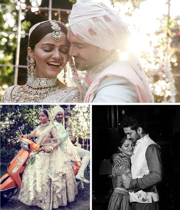 More than 15 Best photos and Videos from Rubina Dilaik and Abhinav Shukla's wedding, Watch here