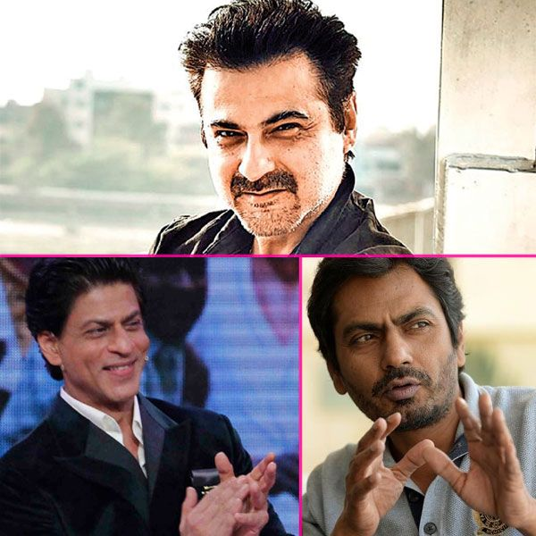 Sanjay Kapoor gets accolades from Shah Rukh Khan and Nawazuddin Siddiqui for class acting in Lust Stories