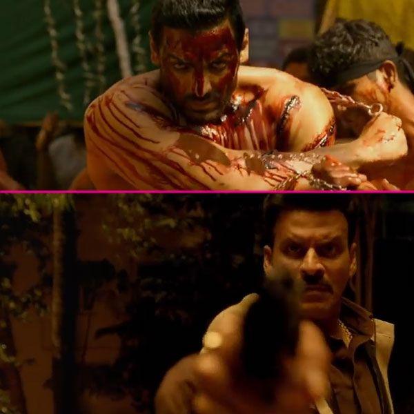 Satyameva Jayate trailer: John Abraham, Manoj Baypayee deliver powerful performances
