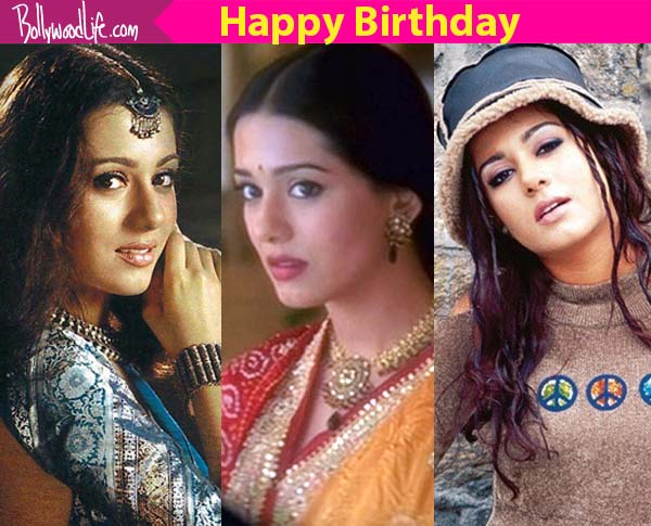 Thursday Throwback: These 5 pictures of Birthday girl Amrita Rao will take you back to her Ishq Vishk days