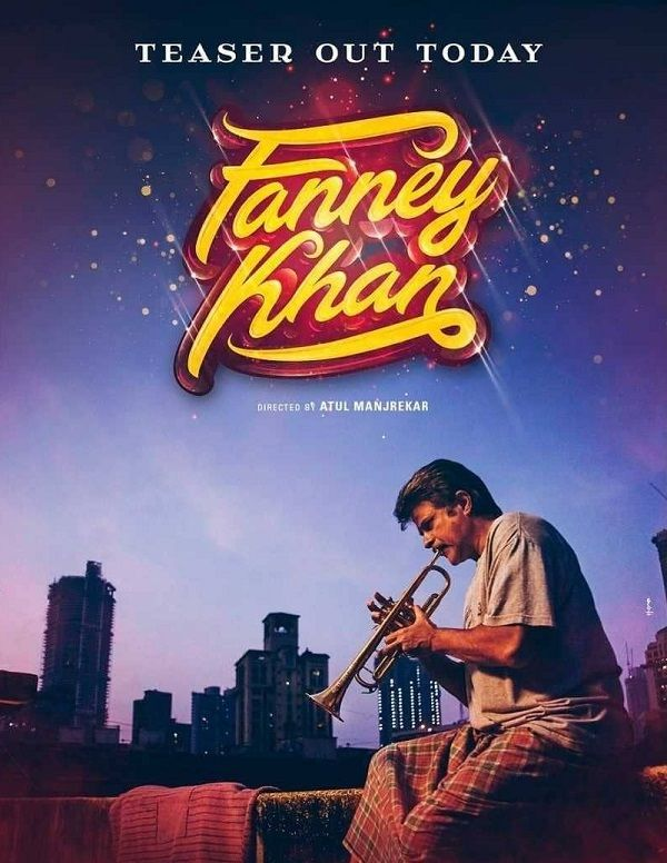 'Fanney Khan' Teaser Is A Perfect Tease