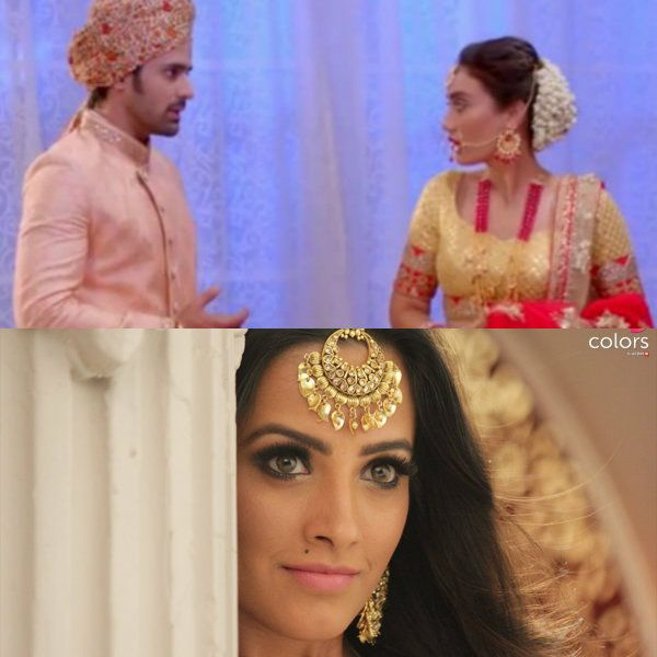 Naagin 3 17 June 2018 Written Update of Full Episode: Bella gets married to Maahir, Vish decides to kill Bella