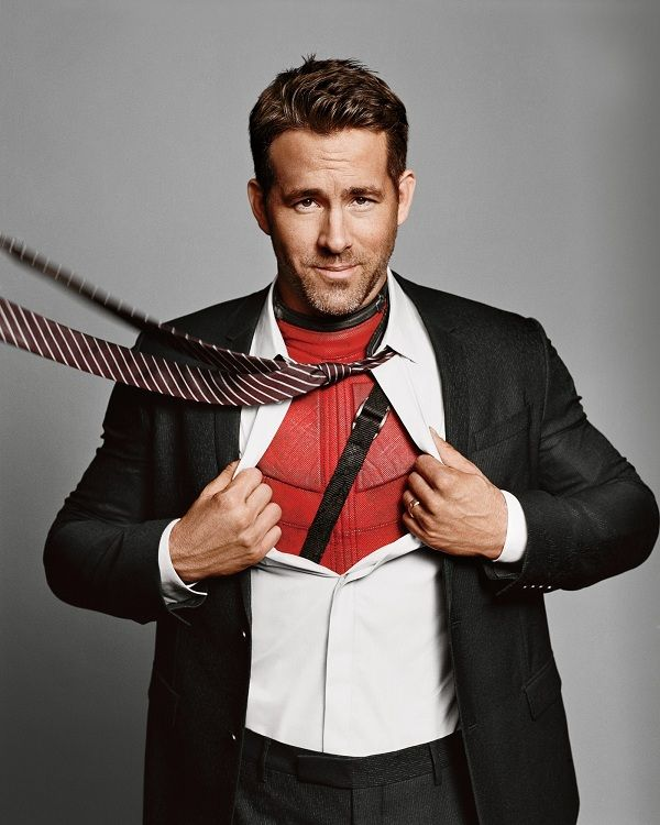 Ryan Reynolds Wants to Unmask Deadpool's Pansexuality