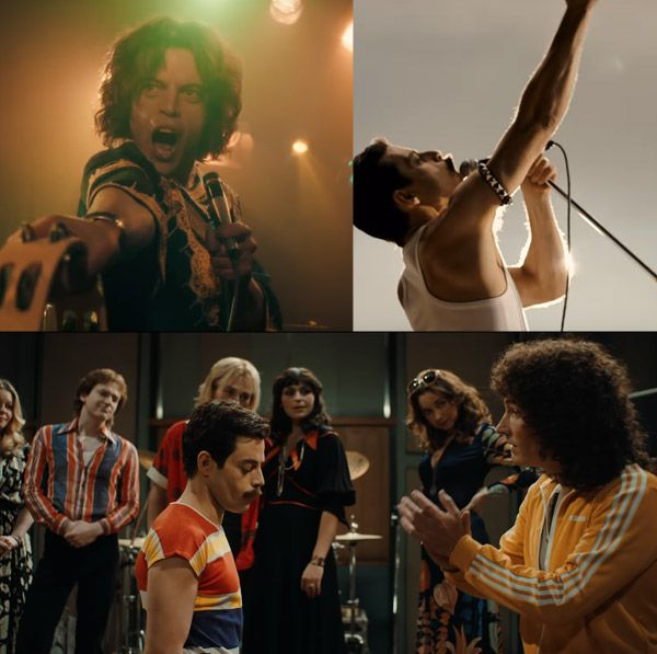See New Full Trailer for Queen Biopic 'Bohemian Rhapsody' Starring Rami Malek