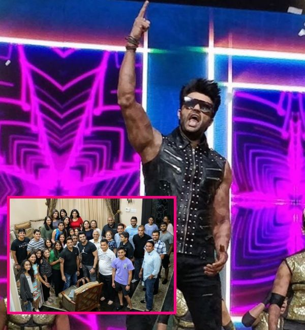 Da-bangg Tour: Maniesh Paul attended a dinner party in Dallas hosted by his fans, View Picture
