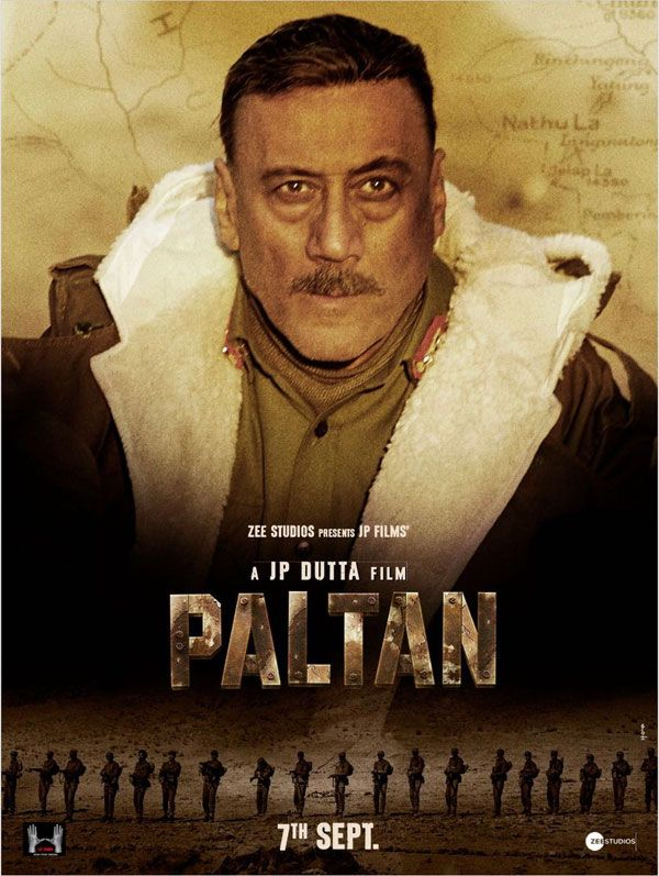 JP Dutt's film Paltan all set for release, View new posters to meet the team