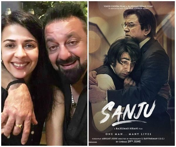 Sanjay Dutt's sister, Namrata Dutt couldn't connect with ...