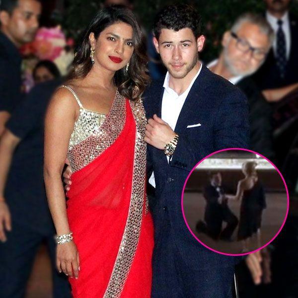 Priyanka Chopra and Nick Jonas are reportedly engaged!