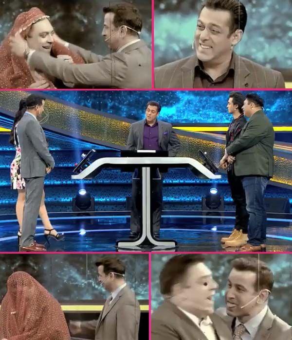Dus Ka Dum Latest Promo: Aayush Sharma and Warina Hussain promote Loveratri on the sets of Salman Khan's show