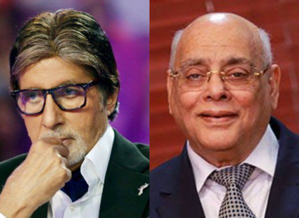 Shweta Nanda's father-in-law Rajan Nanda dies, Big B rushes to India