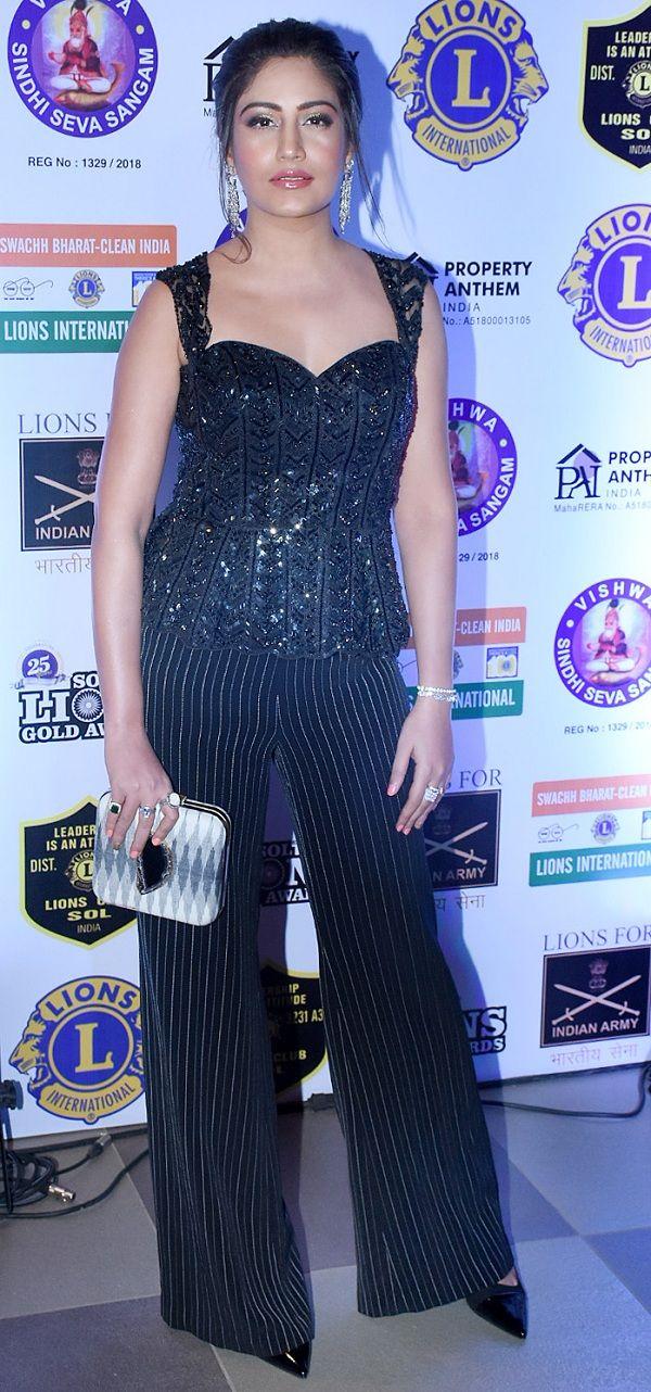 Jennifer Winget Harshad Chopda Surbhi Chandna Dazzle The