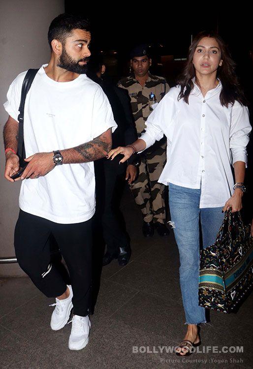 eeeb879bd SHARE KNOWLEDGE  Anushka Sharma and Virat Kohli twin in white as ...