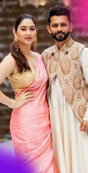 Rahul Vaidya wants to start a family with Disha Parmar