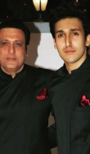 Govinda's son to make his big, Bollywood debut soon