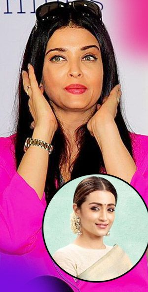 Is this WHO leaked Aishwarya's picture, Trisha's song?