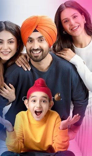 Shehnaaz, Diljit starrer balances drama with plenty of LOL moments