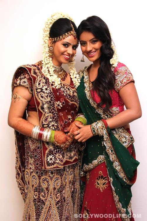 3 Diya Aur Bati Hum Cast At Deepika Singhs Sisters Wedding