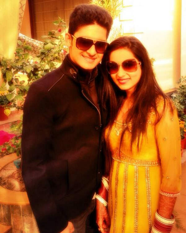 Ravi Dubey Sargun Mehta Wedding The Morning After View Pics