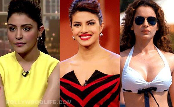 Anushka Sharma, Priyanka Chopra and Kangana Ranaut - which of these Bollywood beauties had a successful makeover?