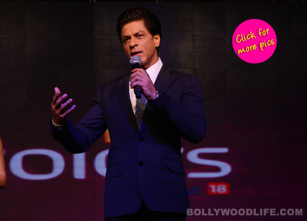 Shah Rukh Khan: I am sure we will get to witness some extraordinary talent in Got Talent World Stage