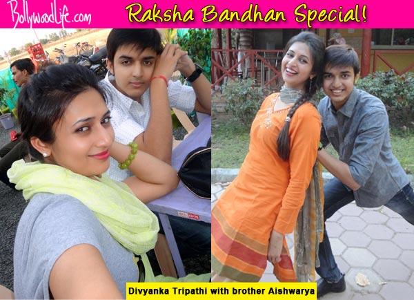 Divyanka Tripathi, Roopal Tyagi, Ssharad Malhotra relive their fondest Raksha Bandhan memory